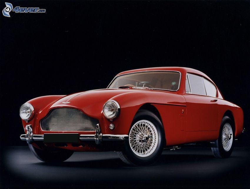 Aston Martin, veterano