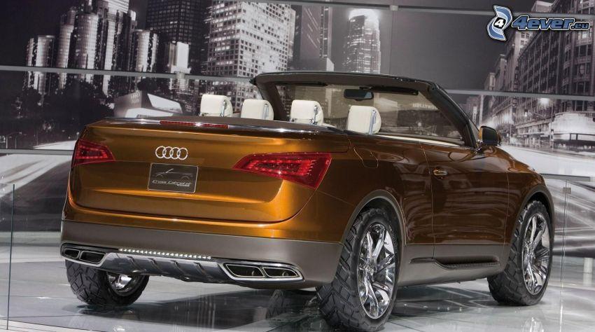 Audi, descapotable