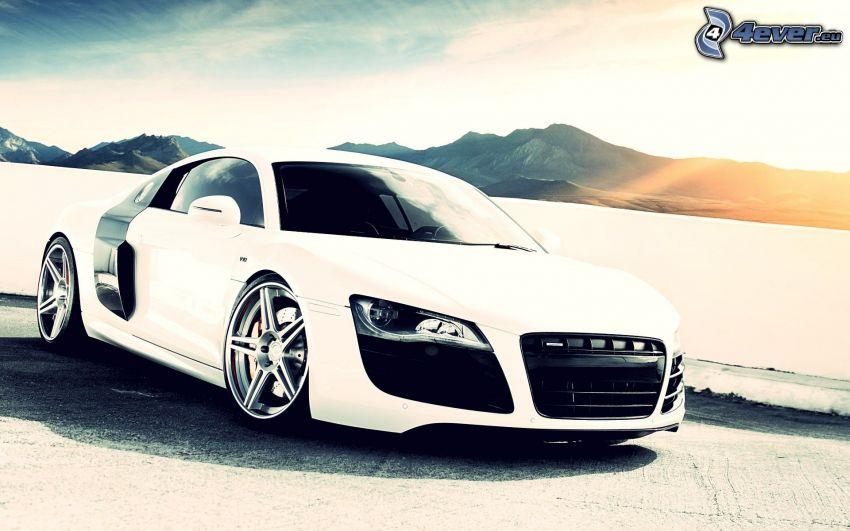 Audi R8, sierra
