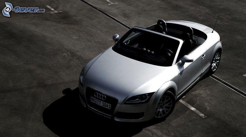 Audi TT, descapotable