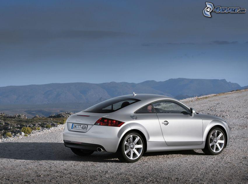 Audi TT, sierra