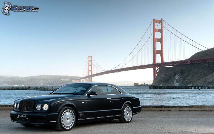 Bentley Brooklands, Golden Gate