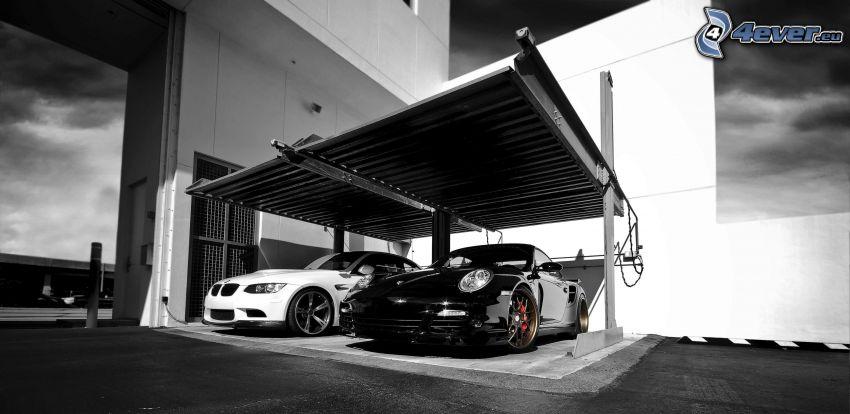 BMW, Porsche 997 GT3