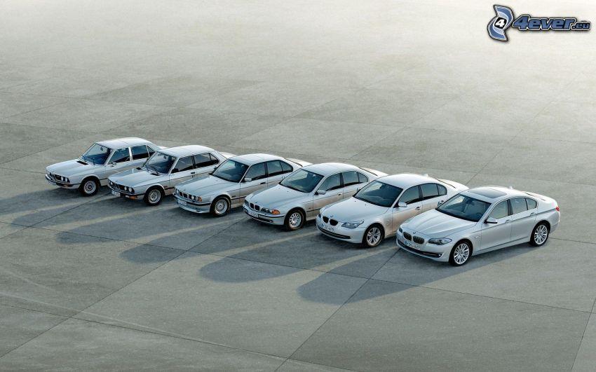 BMW 5, evolución