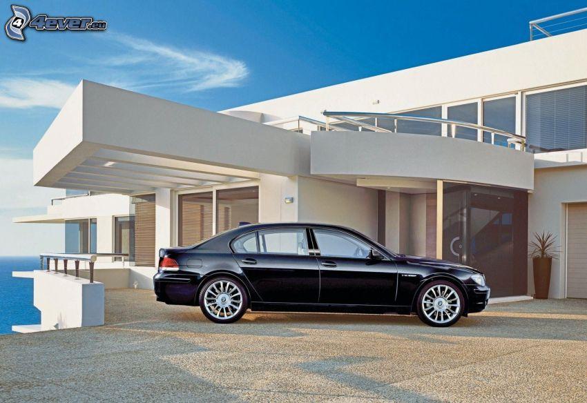 BMW 7, villa