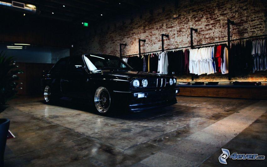BMW E30, habitación