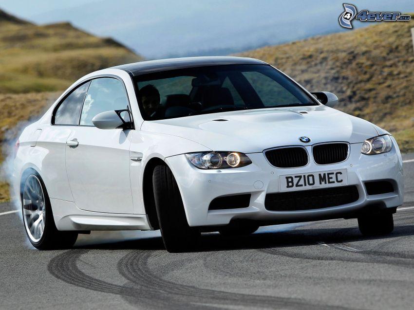 BMW M3, drift