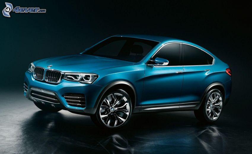 BMW X4, concepto