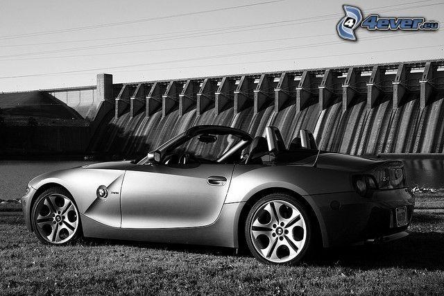 BMW Z4, coche