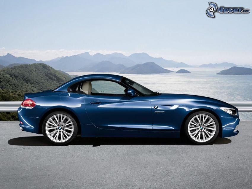 BMW Z4, lago