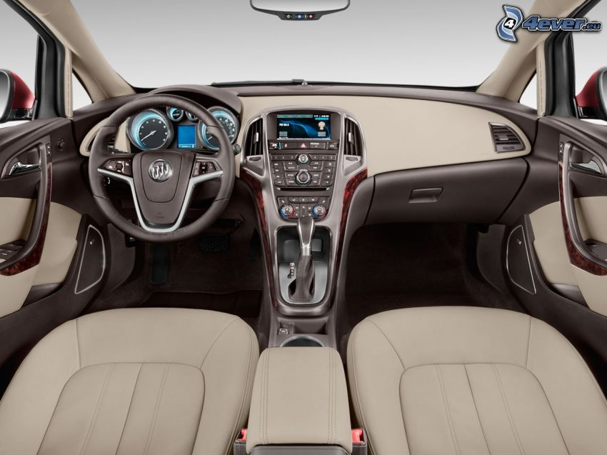 Buick Verano, interior