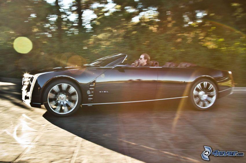 Cadillac Elmiraj, descapotable