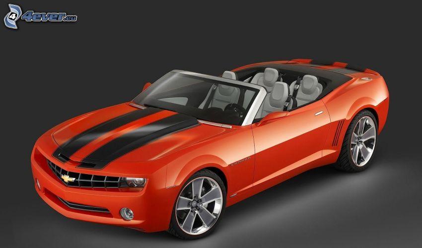 Chevrolet Camaro, descapotable
