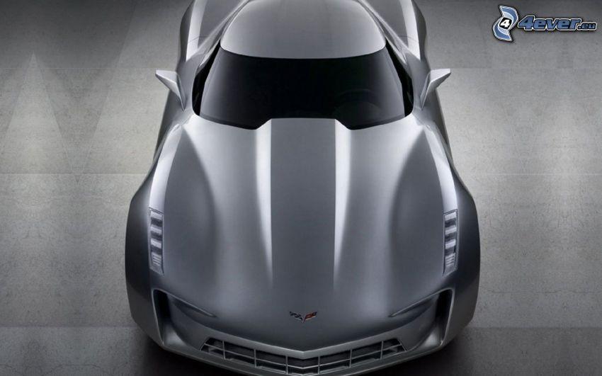 Chevrolet Corvette, concepto