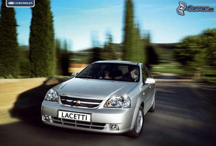 Chevrolet Lacetti, acelerar
