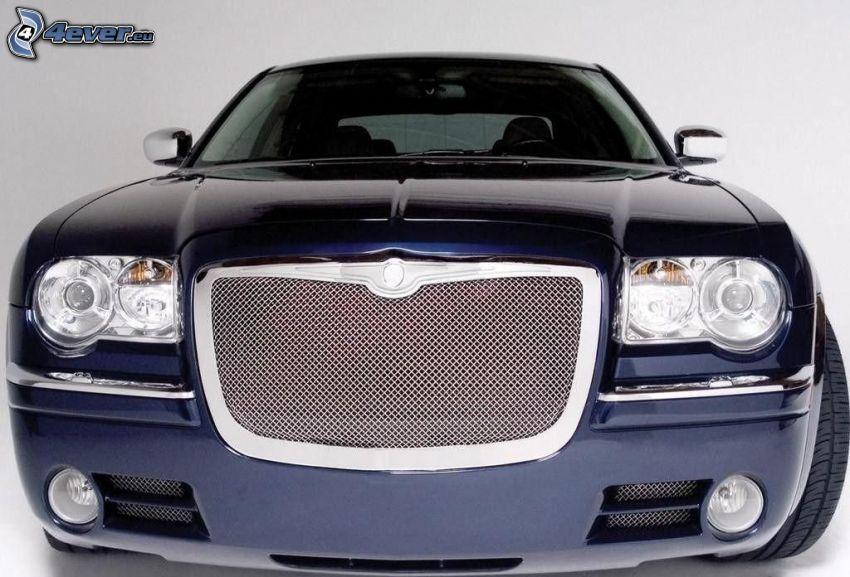 Chrysler, delantera de coche
