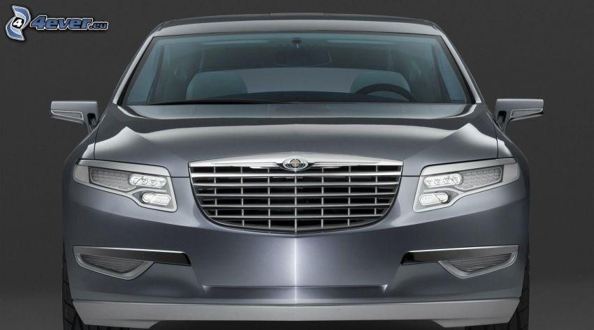 Chrysler 300, delantera de coche