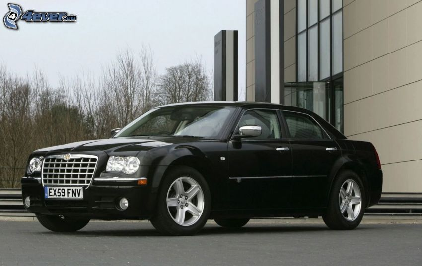 Chrysler 300C 3.0 CRD, edificio