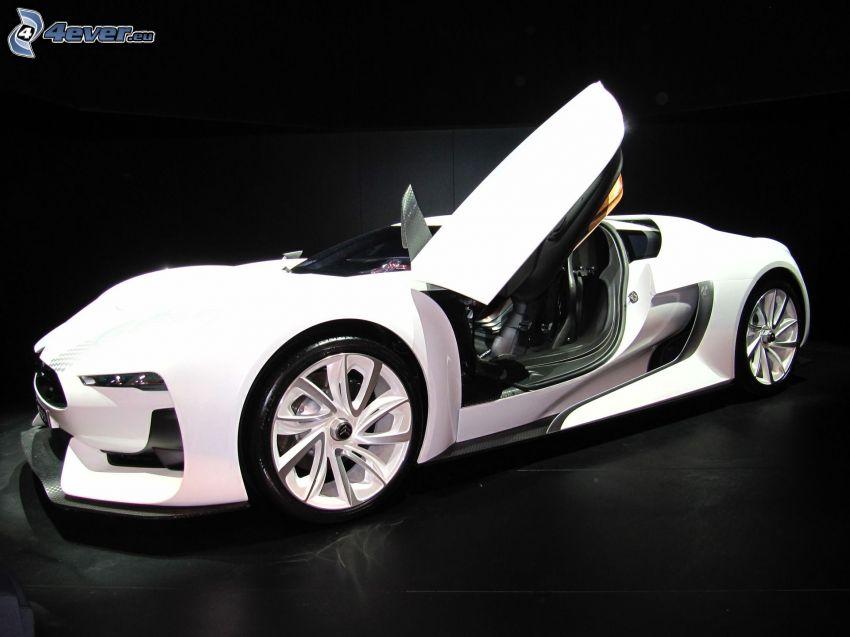 Citroën, coche deportivo, puerta