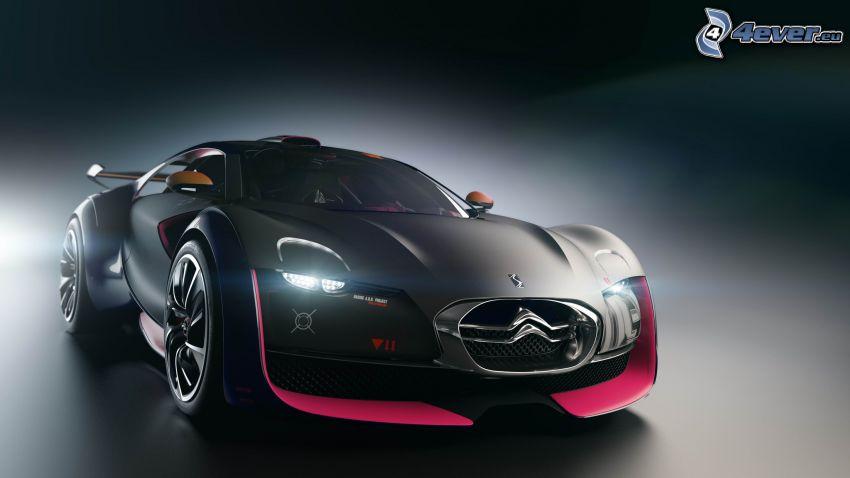 Citroën Survolt, concepto