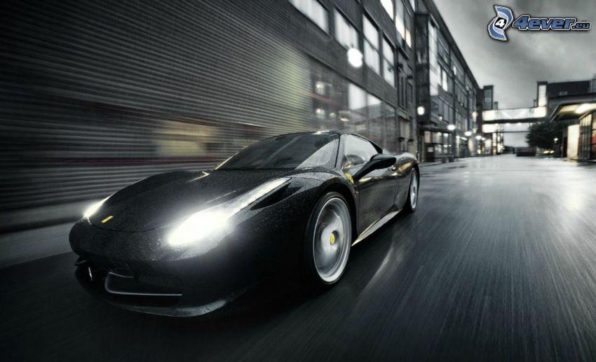 Ferrari, calle