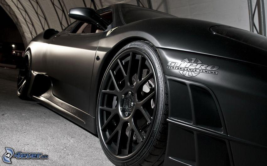 Ferrari, disco, rueda