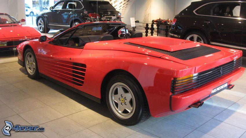 Ferrari TR, descapotable
