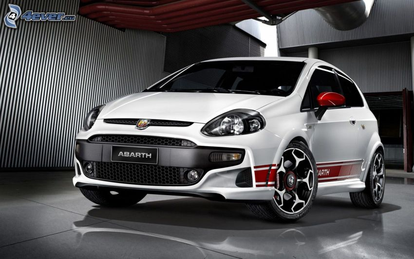 Fiat Punto, Abarth