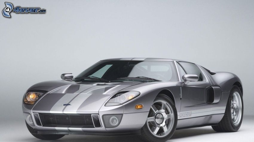 Ford GT40, coche deportivo