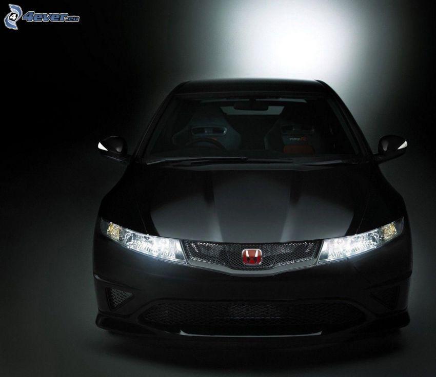 Honda Civic, luces