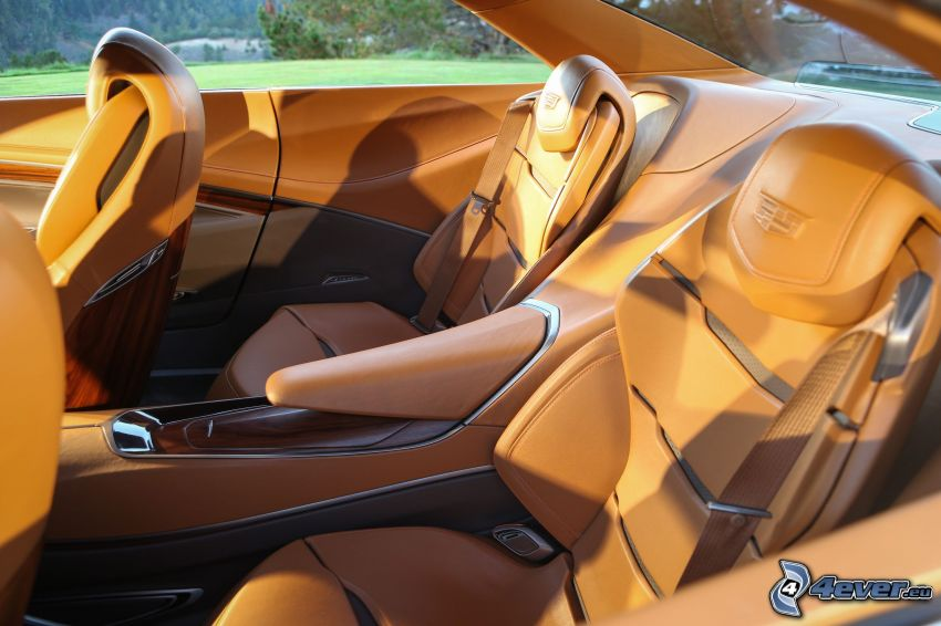 Interior Cadillac Elmiraj