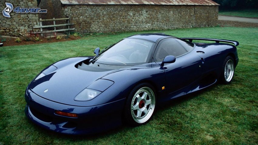 Jaguar, coche deportivo