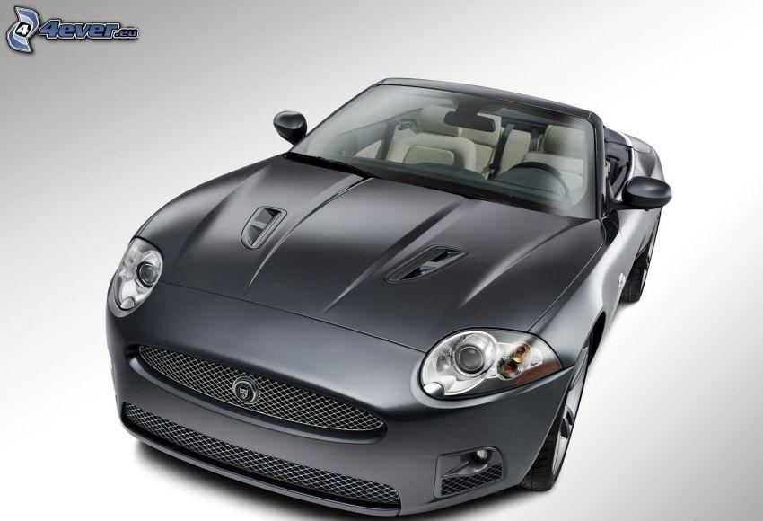 Jaguar XK, descapotable