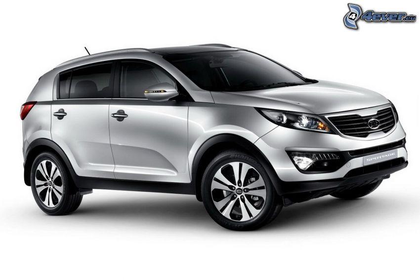 Kia Sportage, SUV