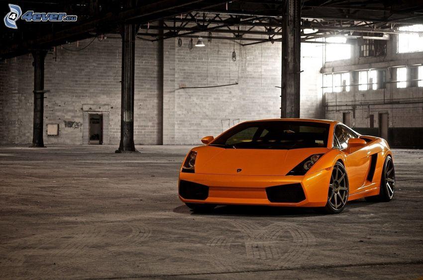 Lamborghini, edificio