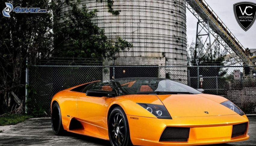 Lamborghini Murciélago, descapotable