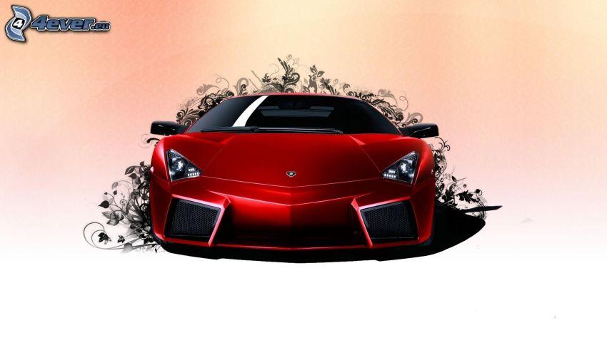 Lamborghini Reventón, adornos