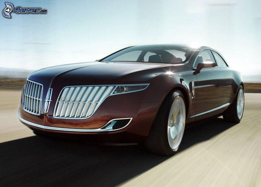 Lincoln MKR, acelerar