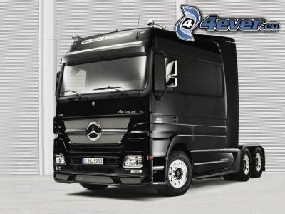Mercedes, camión