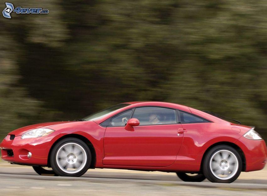 Mitsubishi Eclipse, acelerar