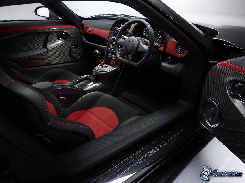 Noble M15, interior
