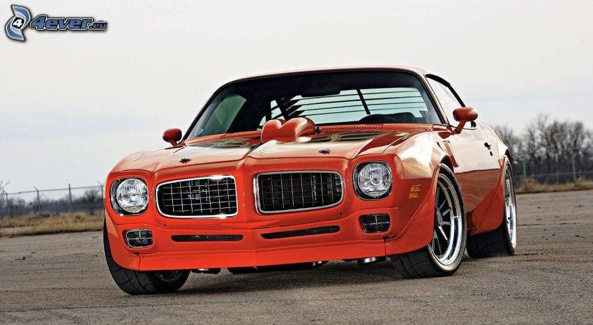 Pontiac Firebird, veterano