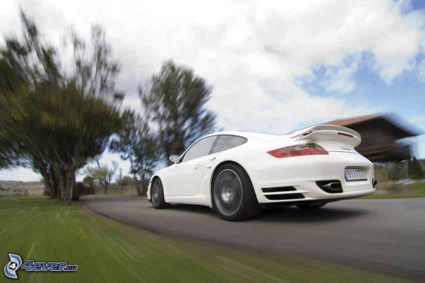 Porsche 911, acelerar