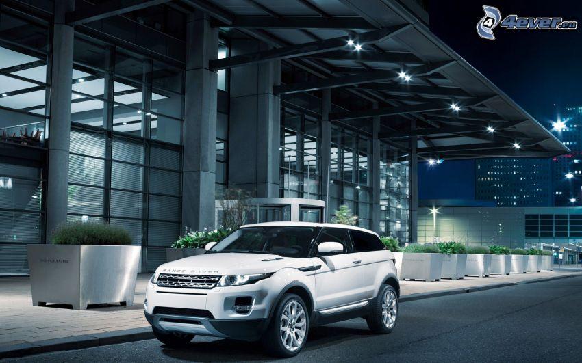 Range Rover Evoque, edificio