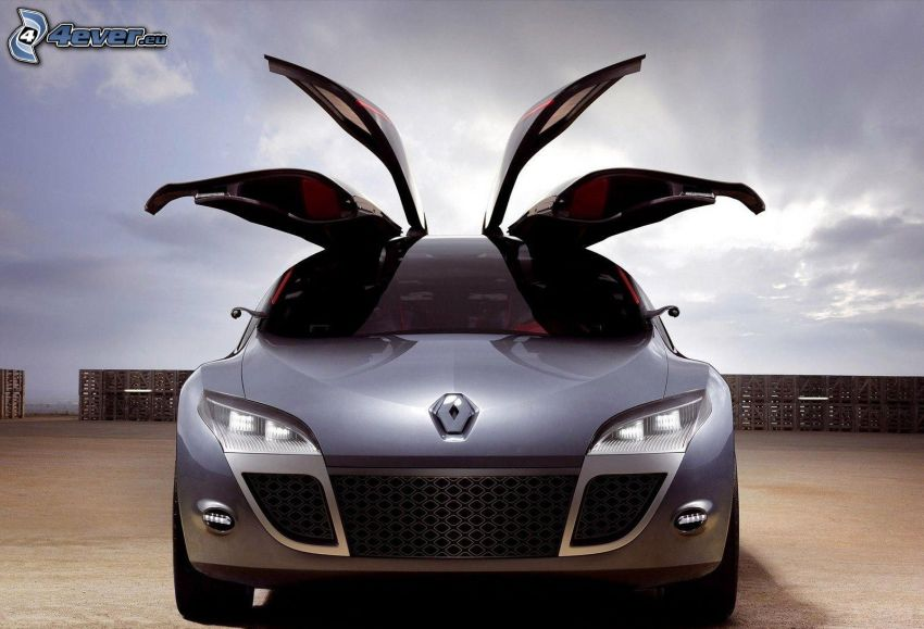 Renault Mégane, puerta