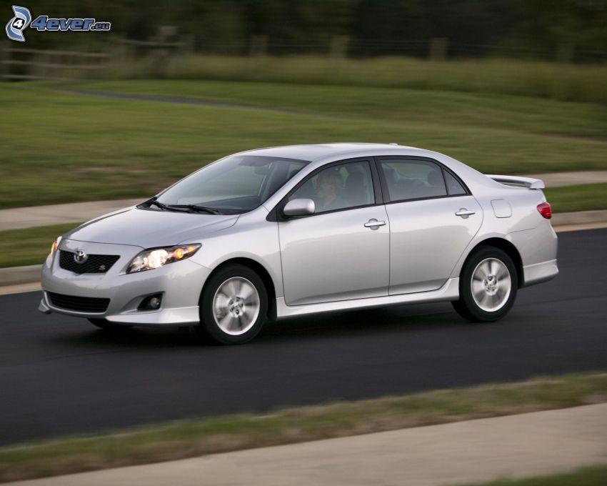 Toyota Corolla, acelerar