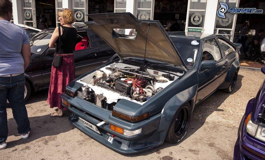Toyota Corolla, motor