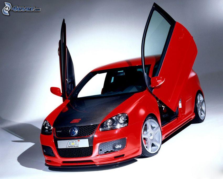 Volkswagen Golf, puerta