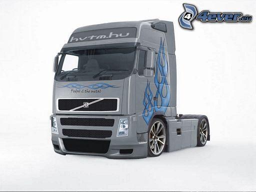 Volvo, fondo