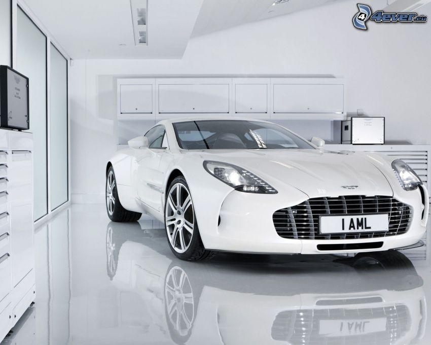 Aston Martin One 77, coche deportivo